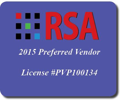RSA Vendor Logo