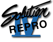 Solution-IV Reprographics Logo